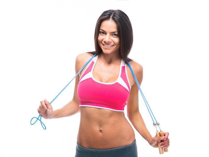 Comment maigrir en faisant de la corde sauter sport maigrir corde sauter corde - Entrainement piscine pour maigrir ...