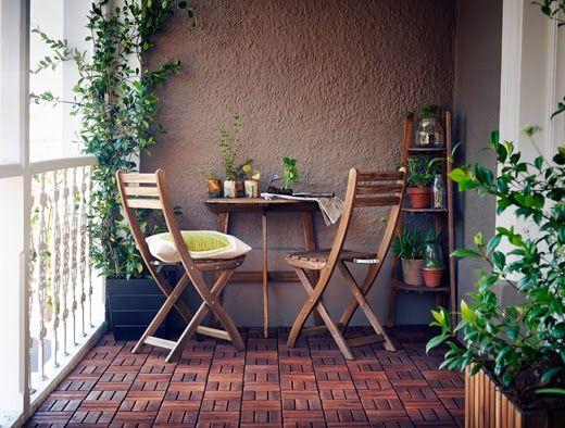 Dossier balcone come rendere accogliente uno spazio for Arredamento per terrazzo piccolo