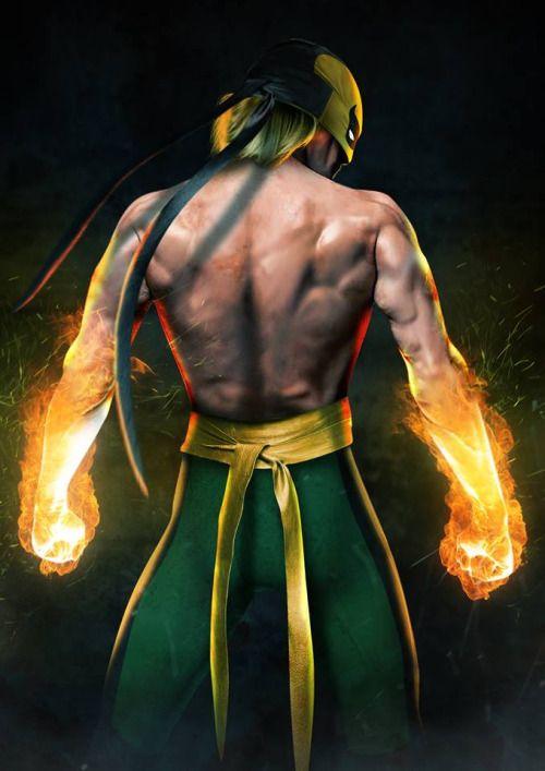 Iron Fist - KodeLogic