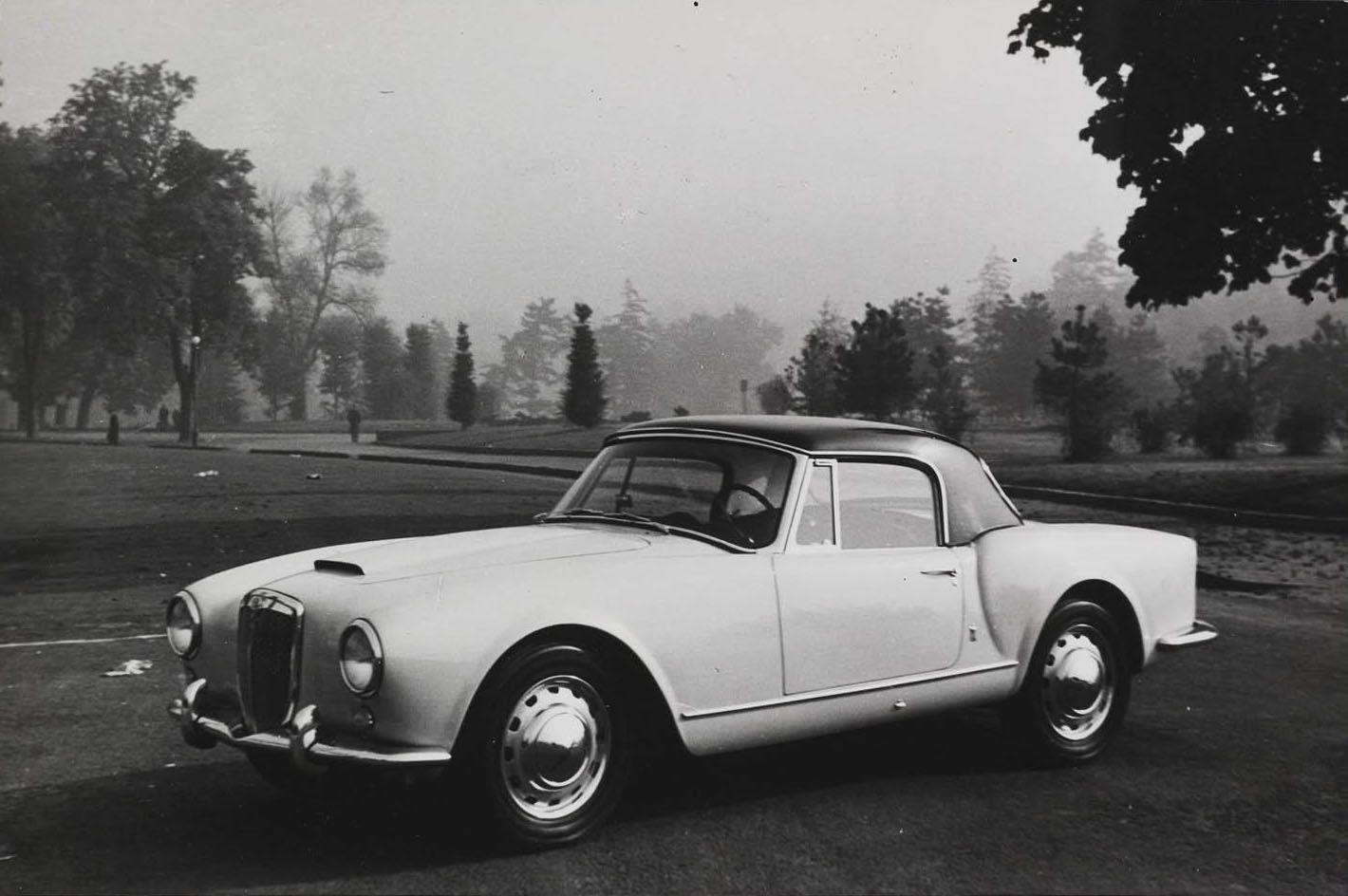 Lancia Aurelia GT 2500 B24 Convertible-Hardtop (Pininfarina), 1956-58