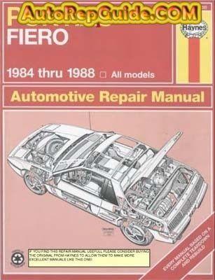 Download free - Pontiac Fiero (1984-1988) repair manual ... on 88 fiero formula, 88 fiero se, 88 fiero t top with gold wheels, 88 mustang gt, 88 fiero front suspension, 88 fiero black, 88 ford gt, 88 sunbird gt, 88 fiero coupe, 88 grand prix gt, 88 fiero clutch switch gm,