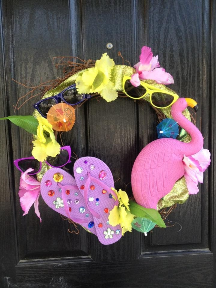 This Is The First Wreath Ive Ever Made I Took A Trip To