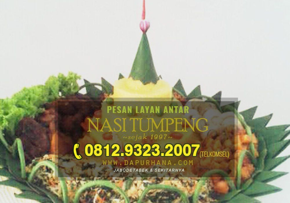 Wa 081293232007 Nasi Tumpeng Bekasi Tumpeng Mini Gambar Tumpeng Gambar Hiasan Catering Hiasan
