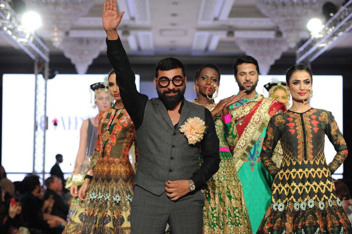 Pakistan Fashion week in Doha by Mercedes Benz 2015