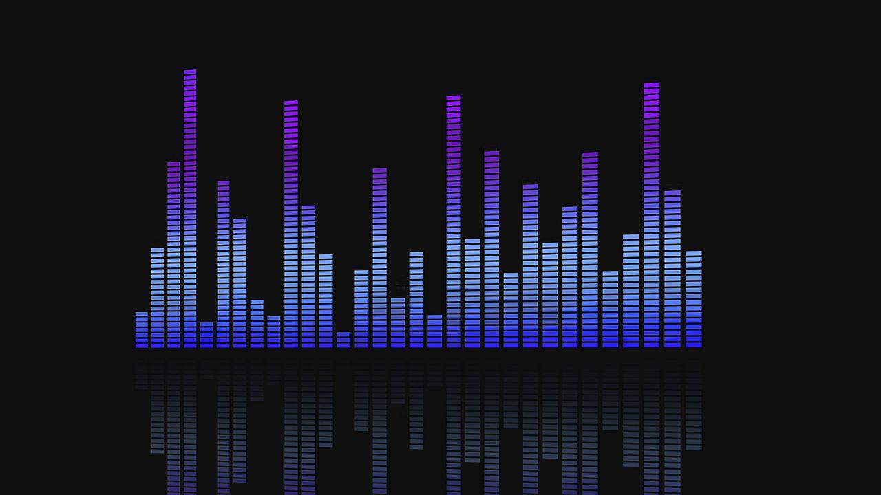Dónde Descargar Música Sin Derechos De Autor Para Tus Vídeos Equalizer Music Courses Bar Chart