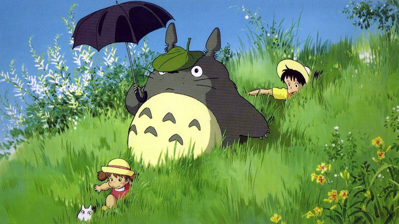 Download free neighbor totoro wallpaper 1366x768 full hd download free neighbor totoro wallpaper 1366x768 full hd wallpapers voltagebd
