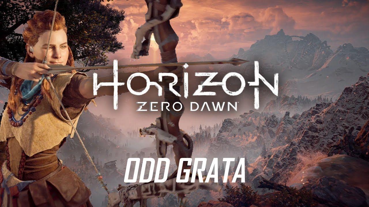 horizon zero dawn odd grata location