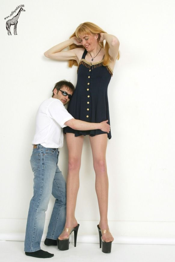Fetish Tall Woman