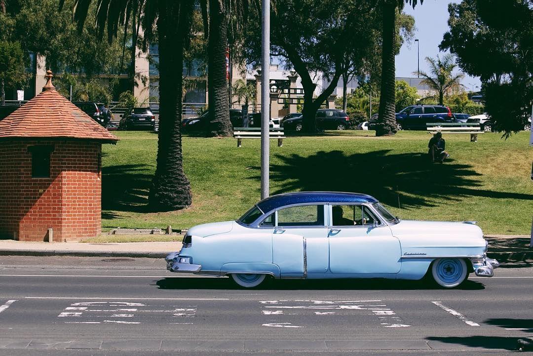 Keep on cruisin\'. #vscocam #vsco #classic #cadillac #vintage #car ...