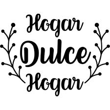 Anzeige Design Dulce Hogar Dulce Hogar Logo Dulce Dulces