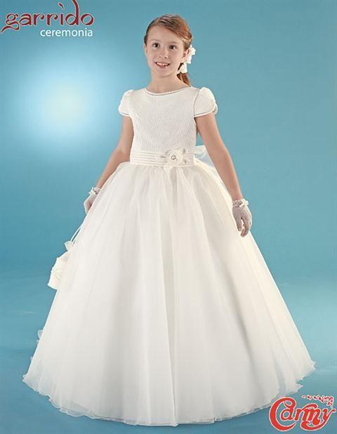 vestidos de primera comunion garrido