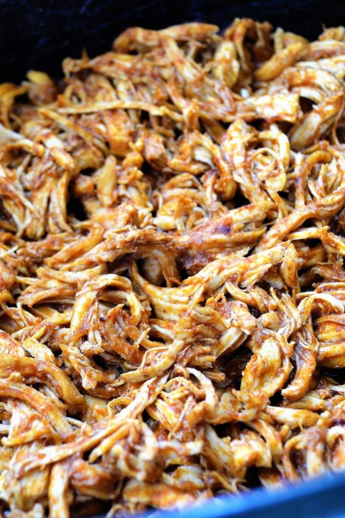 Photo of Slow Cooker Shredded Mexican Chicken