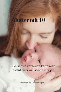 Mutter Mit 40 Erfahrungen