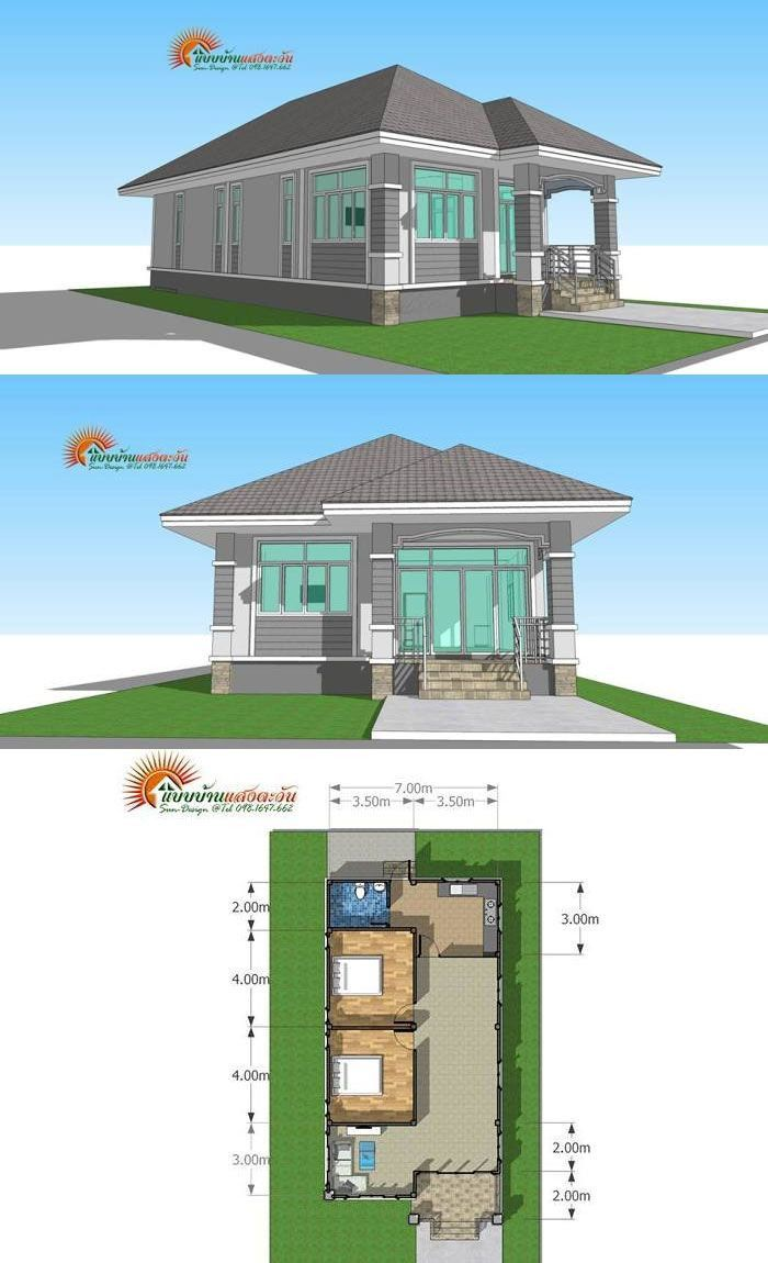 Best Of Small House Design Philippines Pact And Cozy Two Bedroom Bungalow With Images In 2020 Philippines House Design Bungalow House Design House Design Pictures