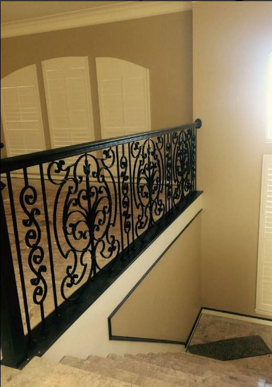Best 2490 Renaissance Panel In 2020 Wrought Iron Stairs 400 x 300