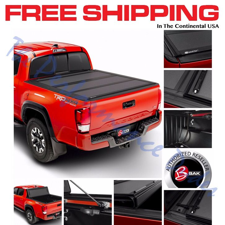 Same Business Day Shipping Bakflip Mx4 Hard Folding Bed Cover Fits 2016 2017 Toyota Tacoma 6 B Toyota Tacoma Bed Cover Toyota Tacoma Accessories Toyota Tacoma