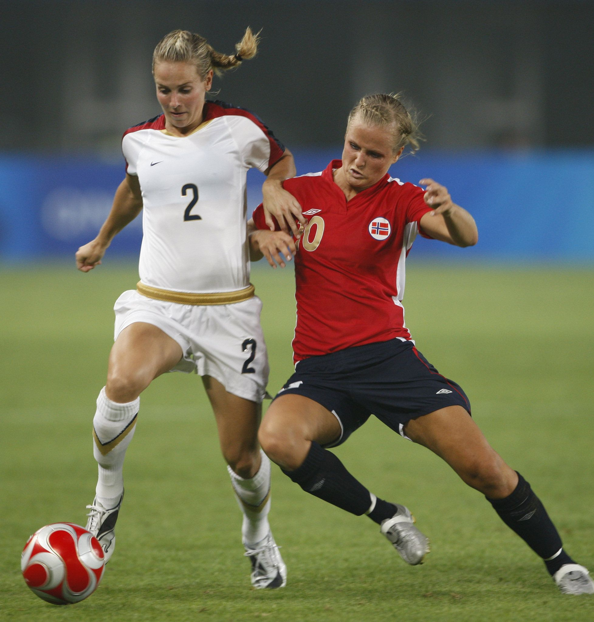 Olympic gold medalist former pro soccer player heather