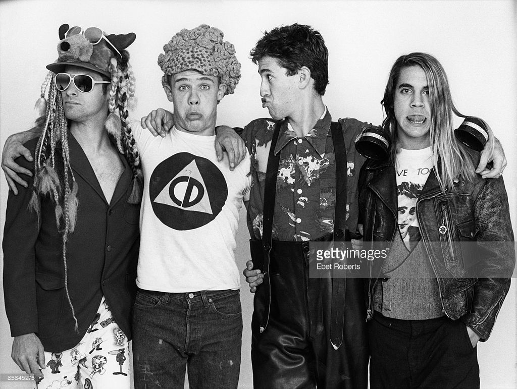 Photo of RED HOT CHILI PEPPERS 31b9de8a3a4c