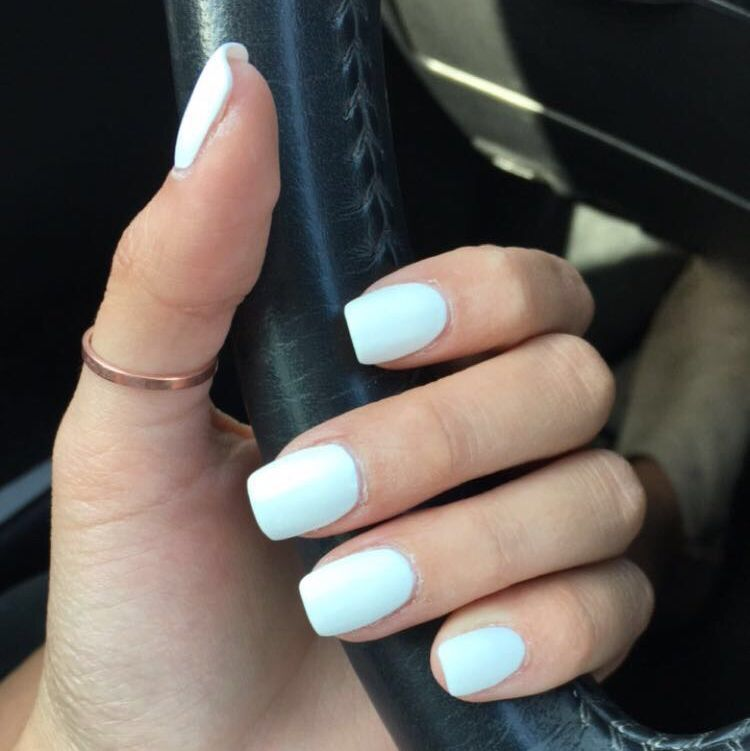 Are You Looking For Short Acrylic Nails With Almond Coffin Square Point Round Shapes Summer