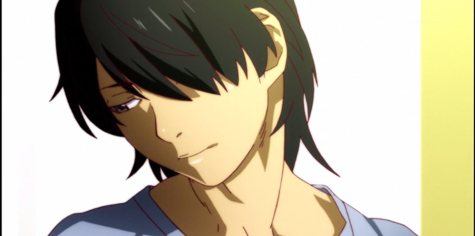 Araragi from Nisemonogatari Aesthetic anime, Anime