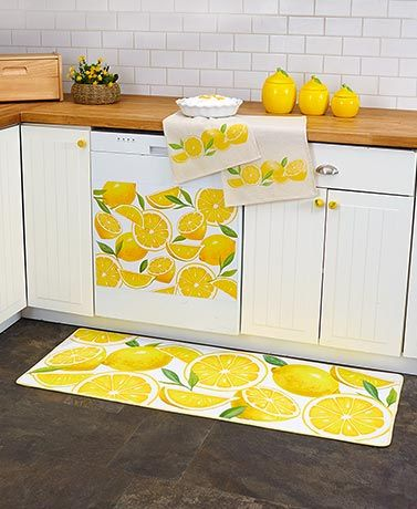 Lots O' Lemons Kitchen Collection #kitchencollection
