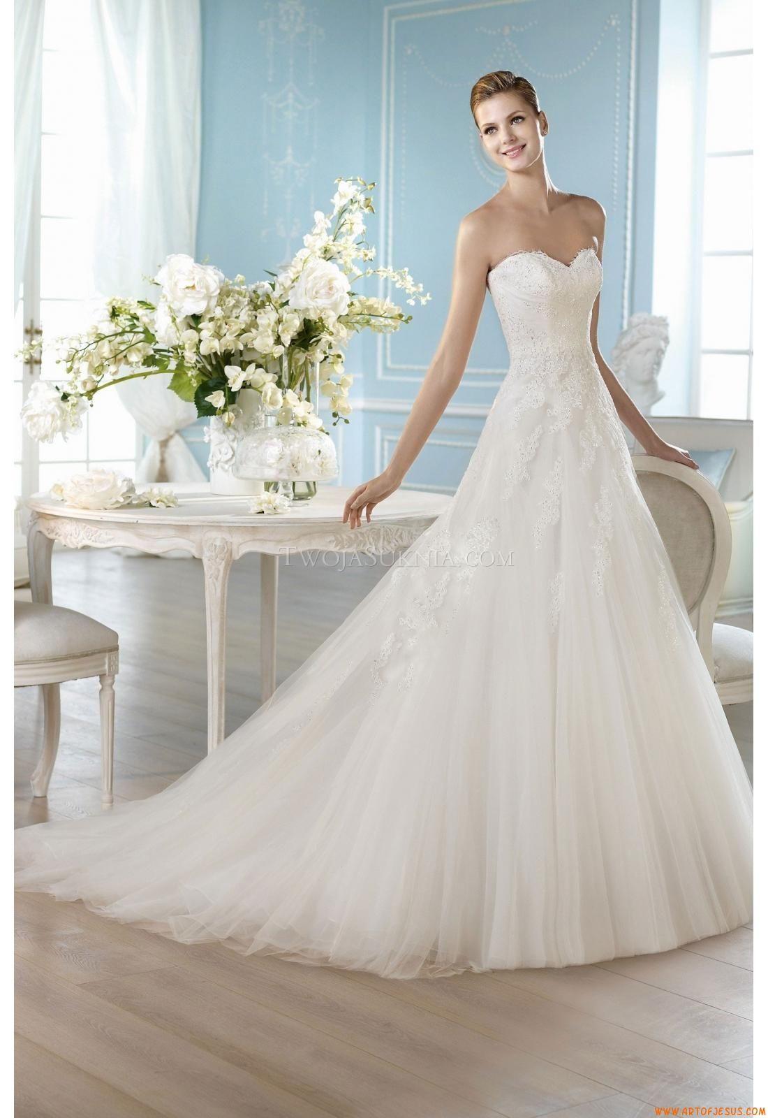 Wedding Dress St.Patrick Hamal 2014 Lovely wedding dress