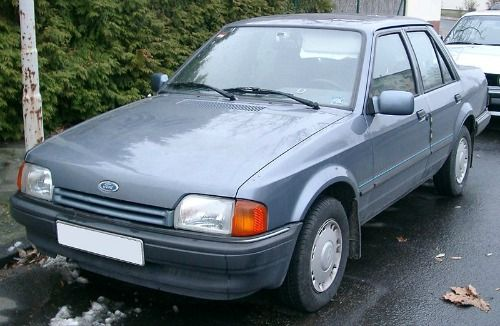 Ford Orion Mk2