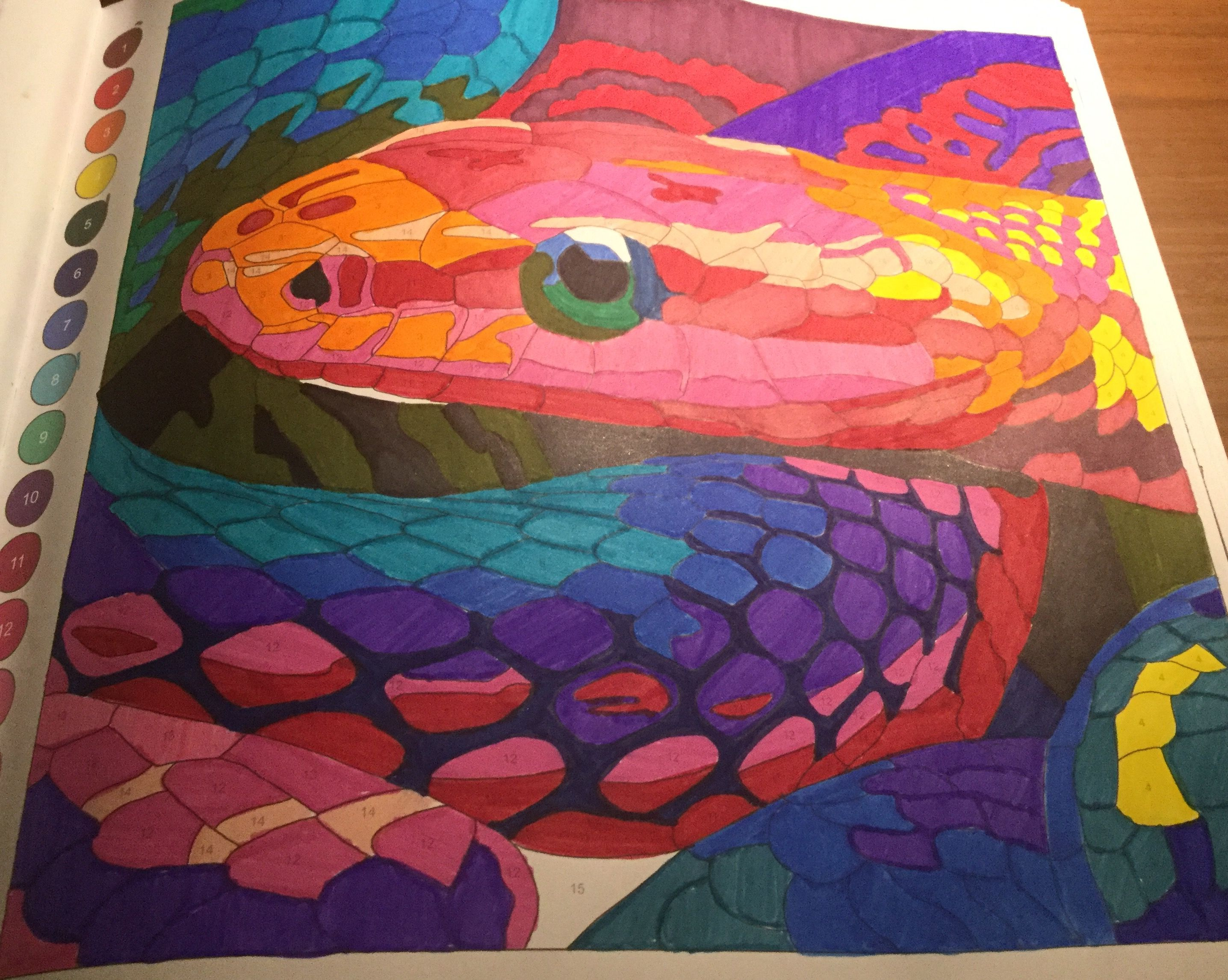 Colourtronic art painting art therapy