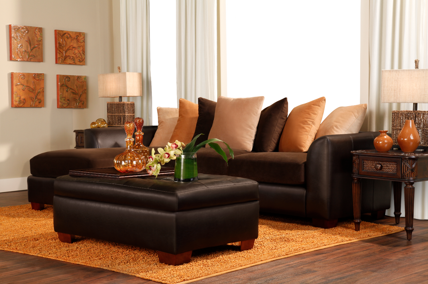 Sofa Mart Idaho Falls Kevin Charles Safari Sofa Coastal Style City Furniture