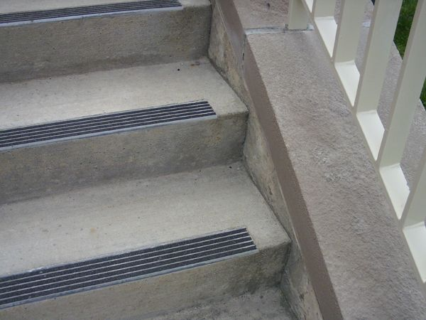 Anti slip Safety Stair Nosings And Treads amp Non slip