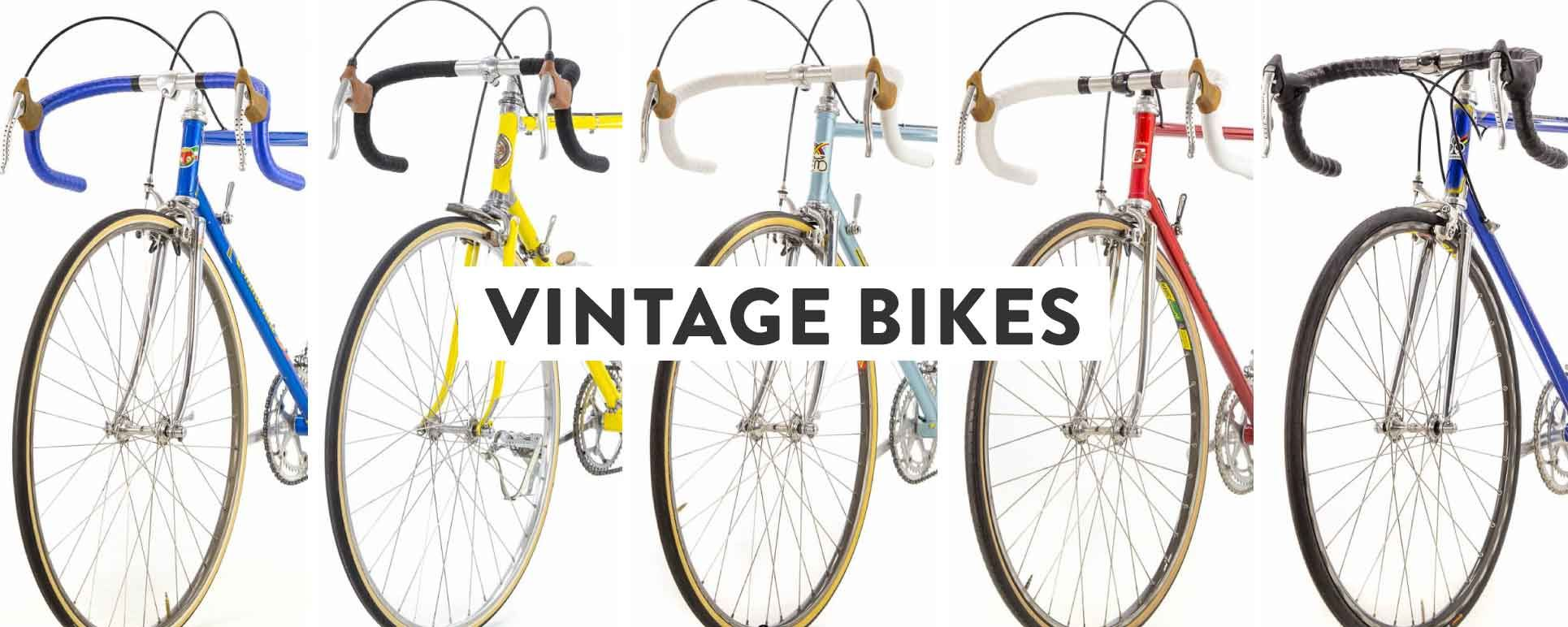 Steel Vintage Bikes Online Shop For Classic Vintage Bicycles