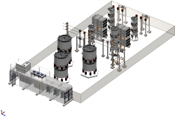 Cpg 0 Mv Switchgear Main Components 1 Gas Tank S Switch Cb Compartment S 2 Busbar Compartment 3 Base Cable Electricity Data Center Electrical Engineering