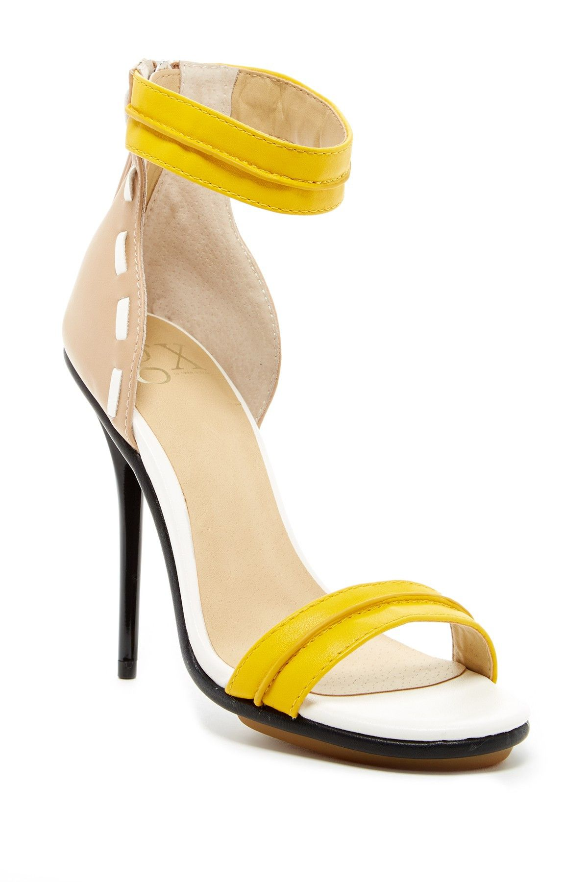 GX by Gwen Stefani Armin Heeled Sandal $49.97