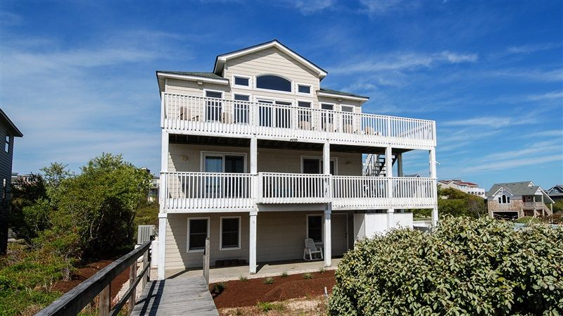 Twiddy Outer Banks Vacation Home - Beach Music - Duck - Oceanfront - 8 Bedrooms