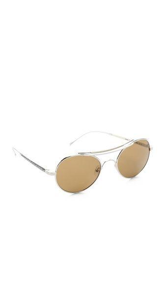 f4f93ab756 Mosley Tribes Eyewear Stussy Aviator Sunglasses