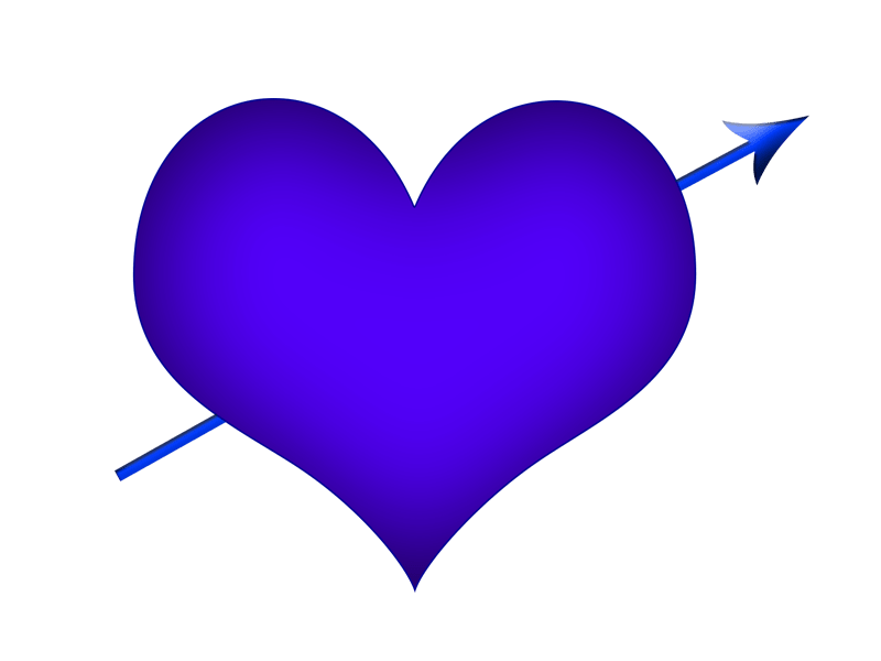 Blue Heart Png Blue Heart Png Image