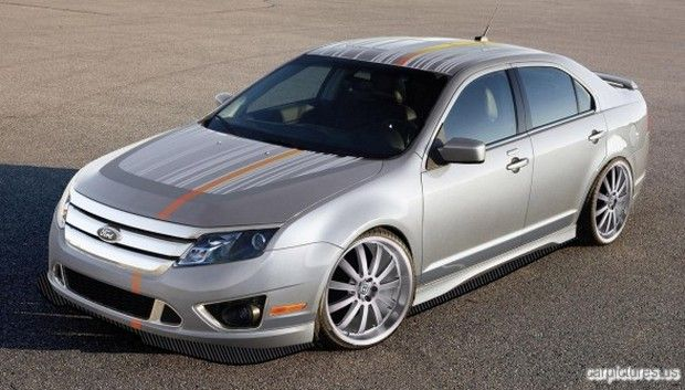 Ford Fusion Sport By Steeda Autosports With Images Ford Fusion