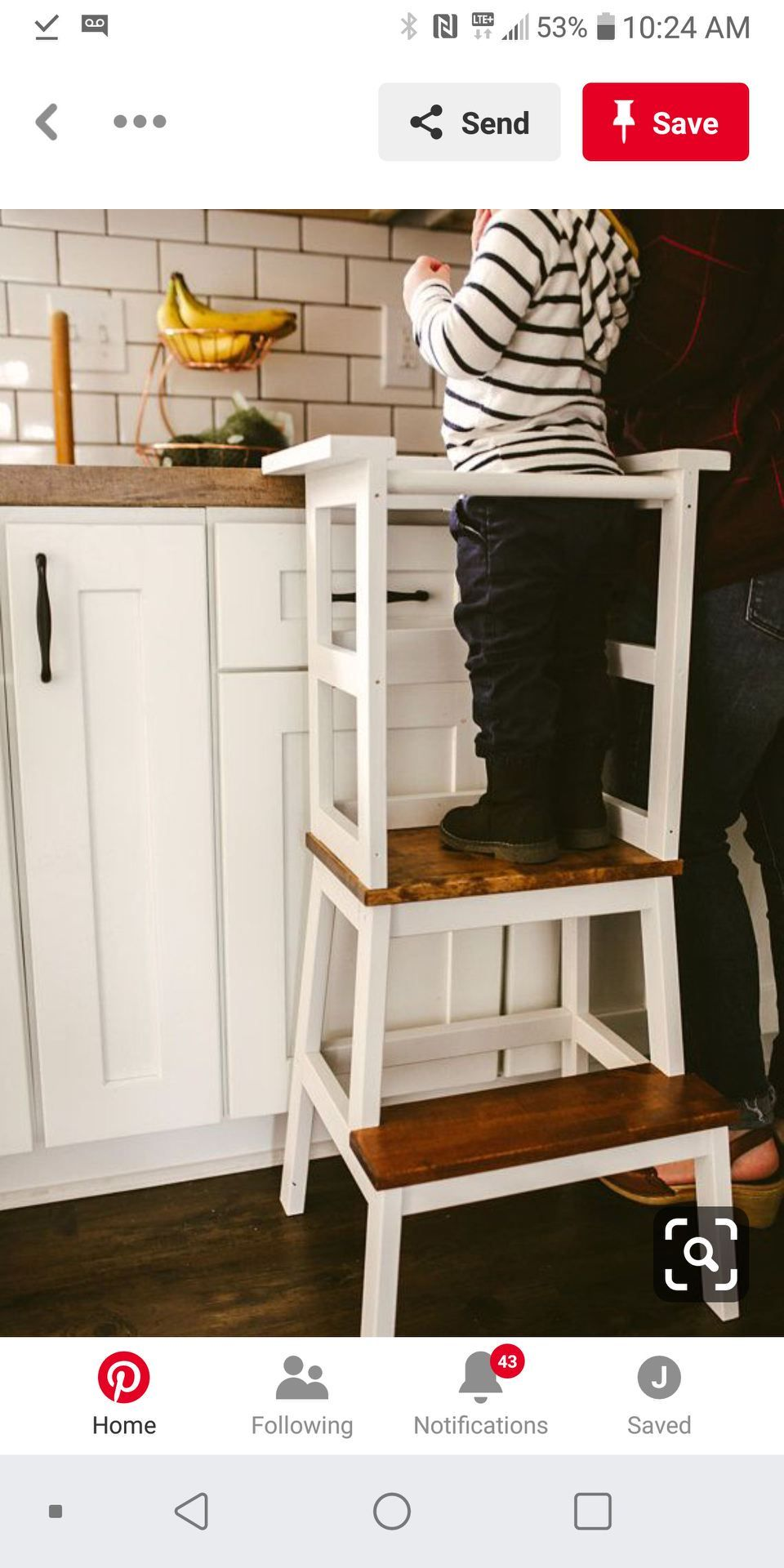Pin by Judy McNeill on DIY Step stool kids, Toddler step