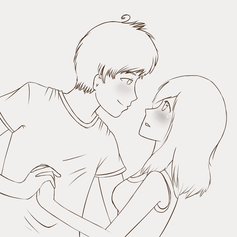 couple draw stupid hipster art. Pinterest Happy, So