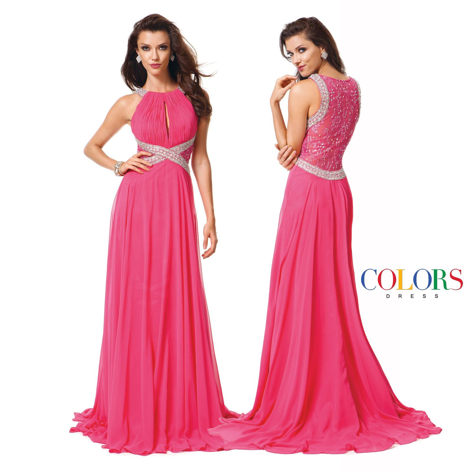 Strong and Sexy! COLORS DRESS Style 1113. #gown #prom #promshopping ...