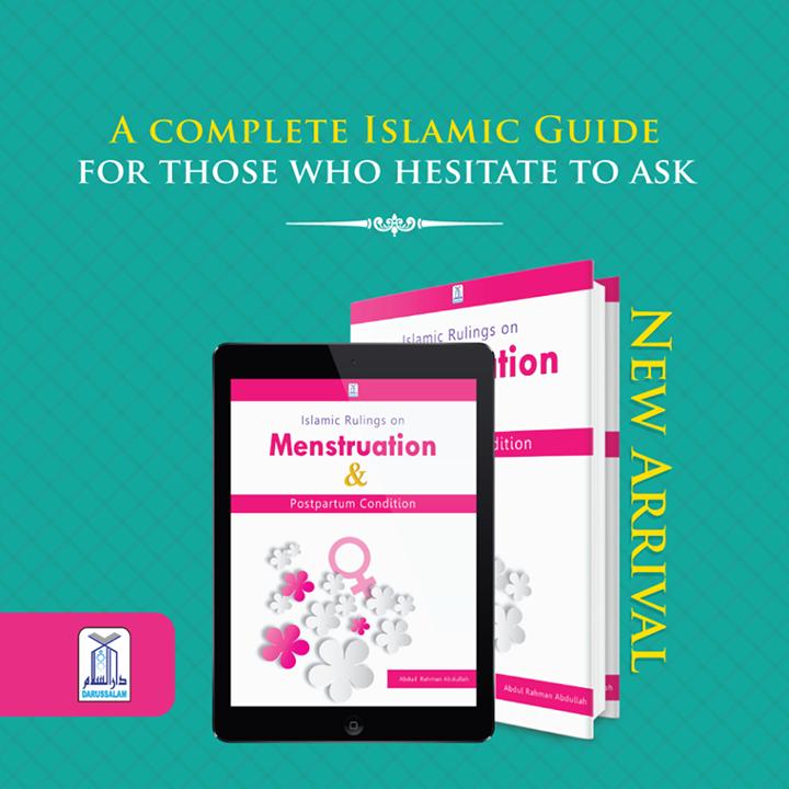 Islamic Ruling On Menstruation & postpartum condition Islam