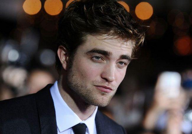 Dating who is rob 2018 pattinson Robert Pattinson