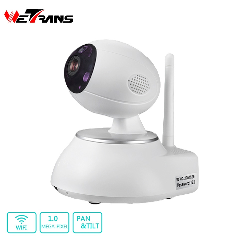 139.60$  Buy here - http://alizjd.shopchina.info/go.php?t=32686487289 - Wi-fi Camera For Home Surveillance HD 720P Camera IP Robotica Pan Tilt Alarm Night Vision Anti Theft Security System TIM100F 139.60$ #aliexpress
