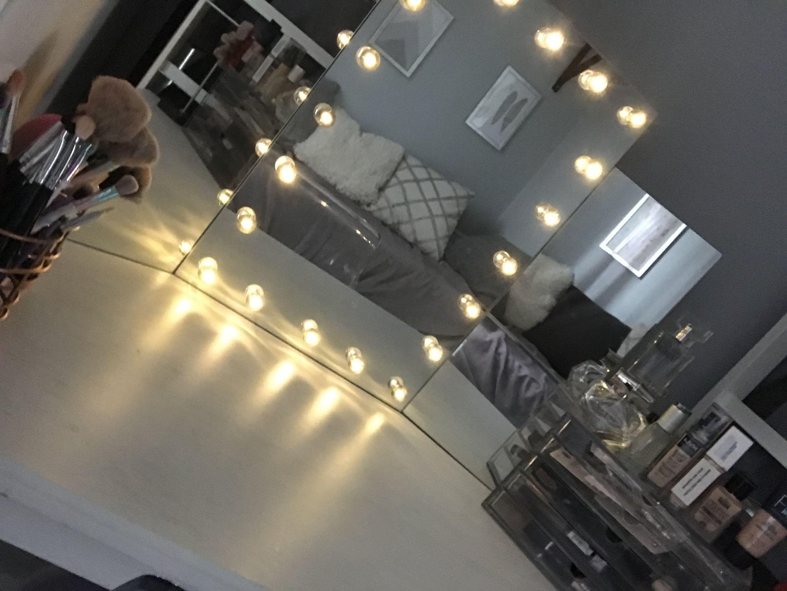 #makeup #makeuproom #beautyroom #makeuproomideas #vanity #vanitymirror #dressingroom