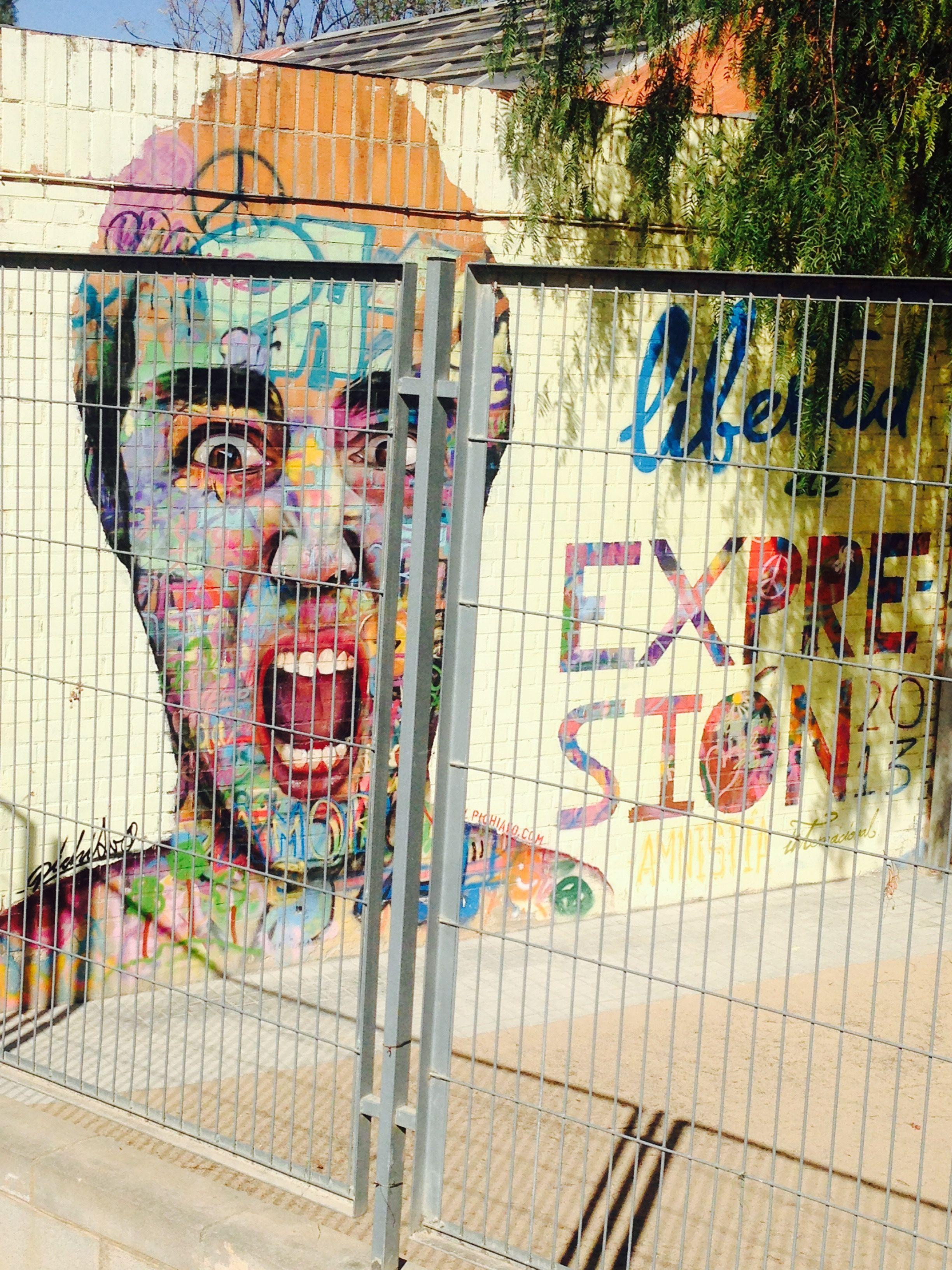 Libertad de expresión. Manises spain
