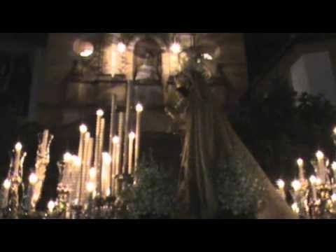 Traslado en procesión extraordinaria de la Virgen del Socorro Córdoba 20...