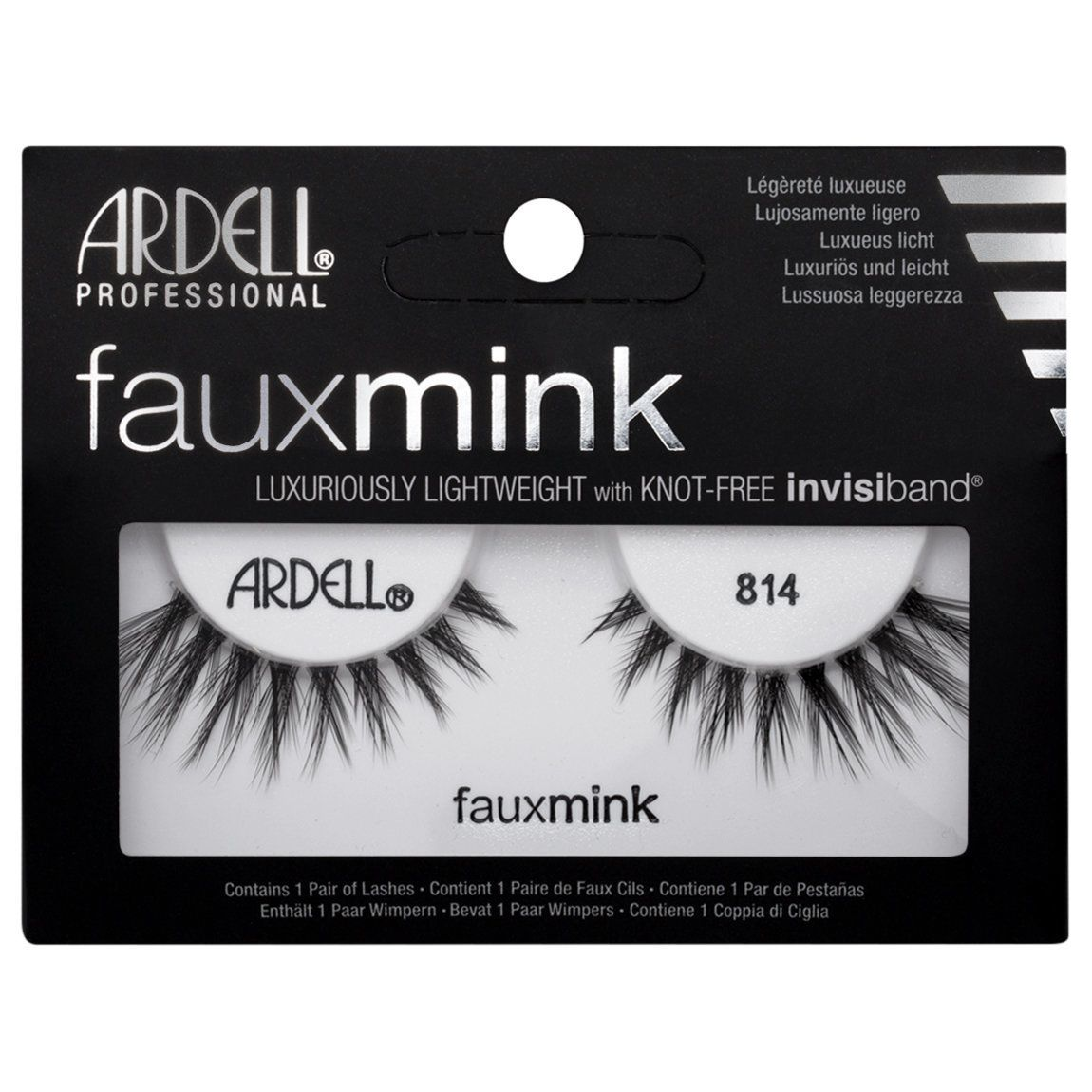 6baa0366462 Faux Mink Lashes in 2019 | Styles | Pinterest | Lashes, Black lashes ...