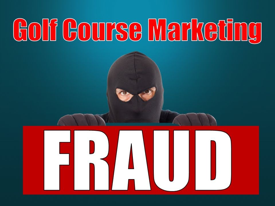 MMC®'s Golf Course Fraud Vlog Check Out MMC®'s New Vlog For This Month Of April http://www.golfmarketingmmc.com/mmc-s-latest-golf-marketing-videos/  Youtube Link: https://www.youtube.com/watch?v=5oTPdEdxH0I