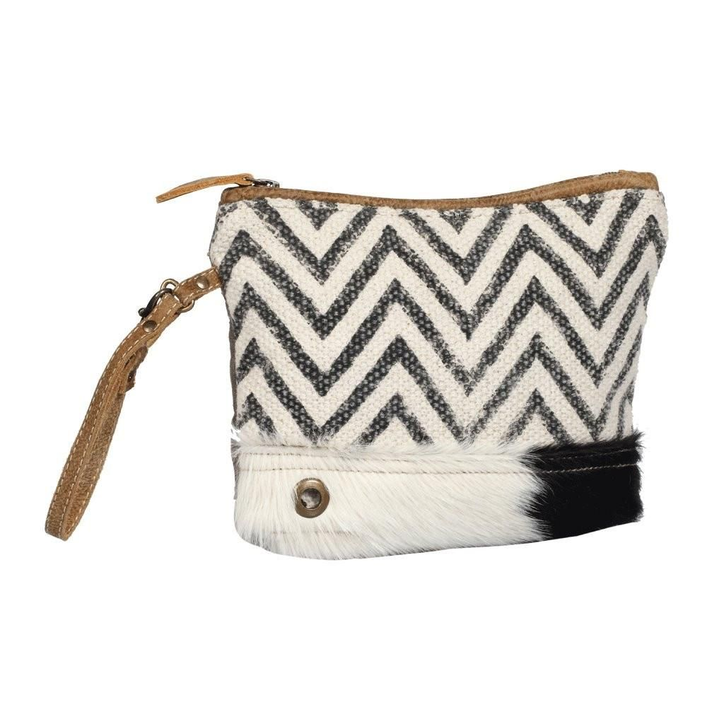Myra Bag Bewilder Hairon Pouch Bags Leather Pouch We at myra endeavour for style, elegance, sophistication with our brand motto of sustainable fashion delivered to world through our merchandise. pinterest