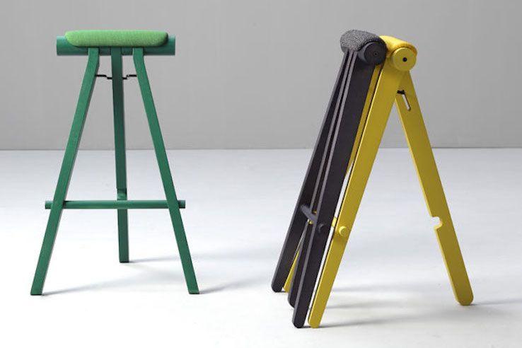 Sancal bar stool: perigallo product design pinterest